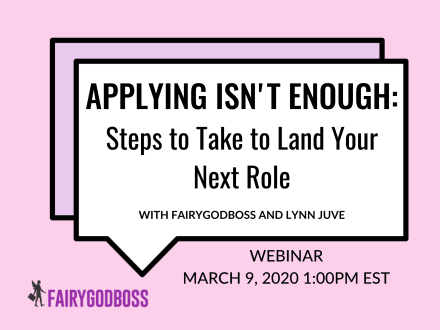 Applying Isn't Enough: Steps to Take to Land Your Next Role