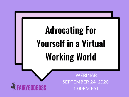 Advocating For Yourself in a Virtual Working World with Mindbody