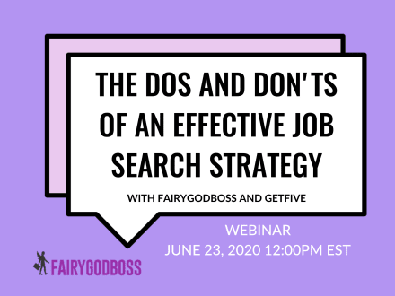 The Dos and Don'ts of An Effective Job Search Strategy