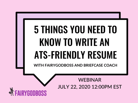 5 Things You Need To Know To Write An ATS-Friendly Resume