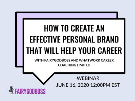 How To Create An Effective Personal Brand That Will Help Your Career