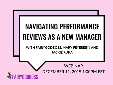 Navigating Performance Reviews as a New Manager