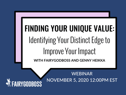 Finding Your Unique Value: Identifying Your Distinct Edge to Improve Your Impact