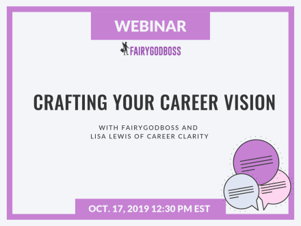Crafting Your Career Vision