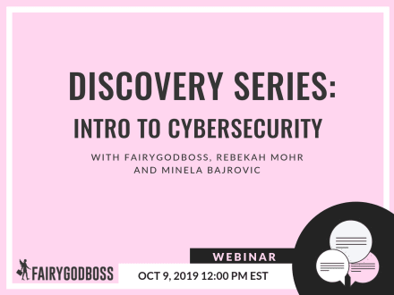 Discovery Series: Intro to Cybersecurity