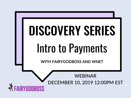 Discovery Series: Intro to Payments