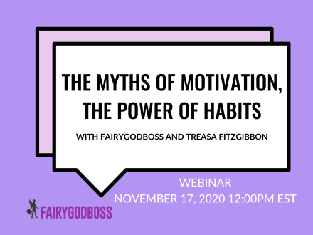 The Myths of Motivation, the Power of Habits