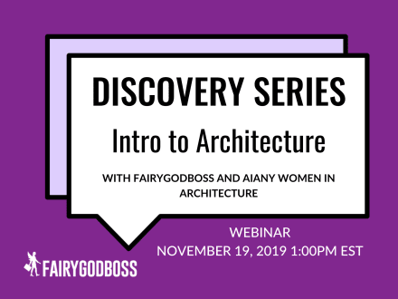 Discovery Series: Intro to Architecture