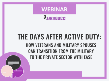 The Days After Active Duty