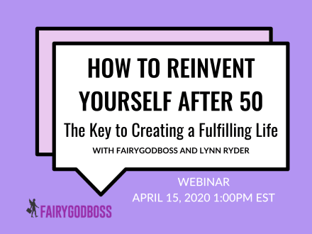 How To Reinvent Yourself After 50: The Key to Creating a Fulfilling Life