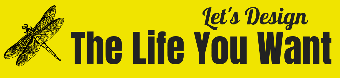 Designing the Life and Career you want header image
