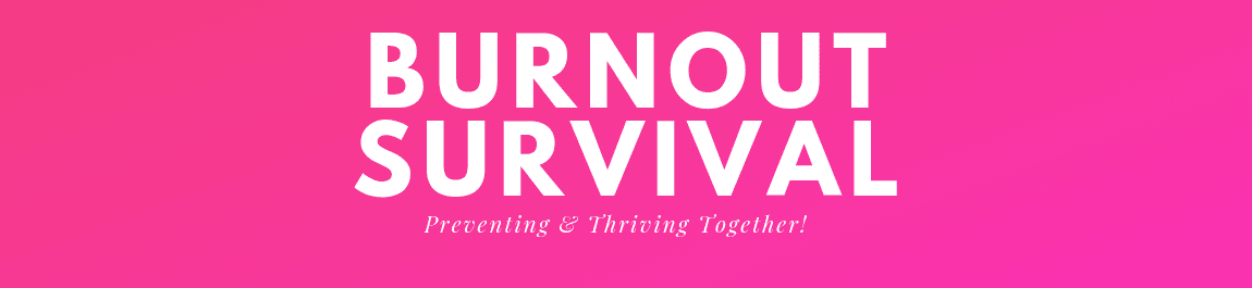 Burnout Survival header image